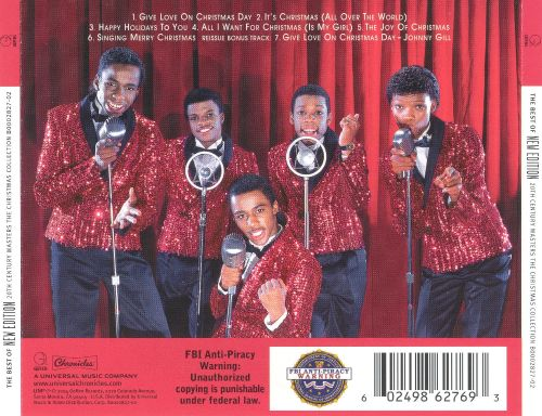 20th Century Masters - The Christmas Collection: The Best of New Edition