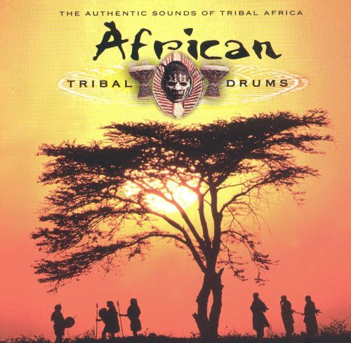 African Tribal Drums