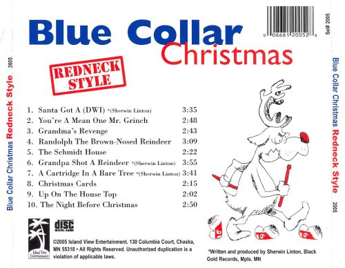 Blue Collar Christmas: Redneck Style - Various Artists | Songs ...