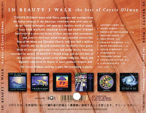 The Best of Coyote Oldman: In Beauty I Walk