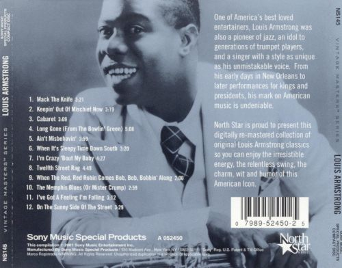 Take It Satch: Best of Louis Armstrong