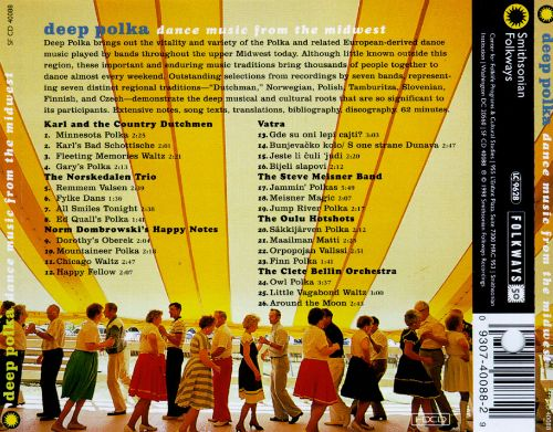 Deep Polka: Dance Music from the Midwest