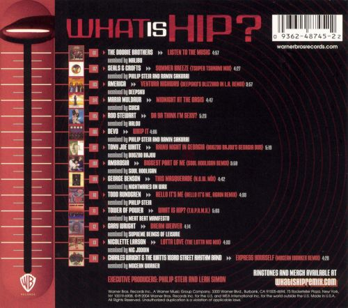 What Is Hip?: Remix Project, Vol. 1