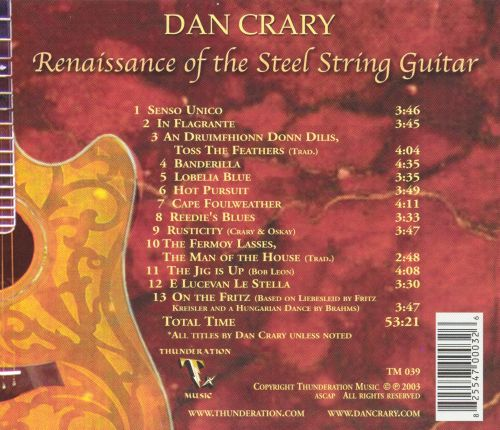 Renaissance of the Steel String Guitar