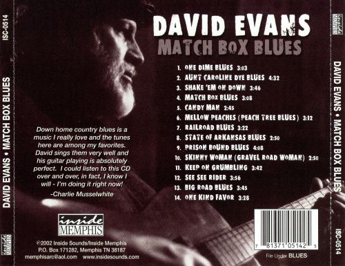 Match Box Blues