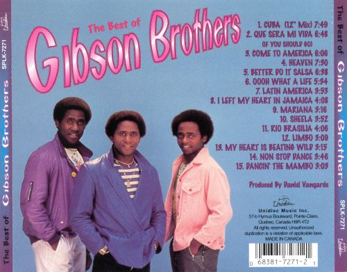 The Best of the Gibson Brothers [Unidisc]