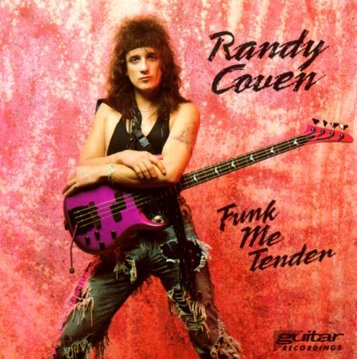 Funk Me Tender - Randy Coven
