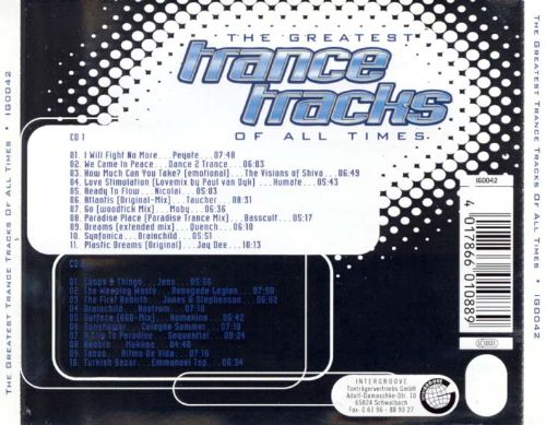 Greatest Trance Tracks