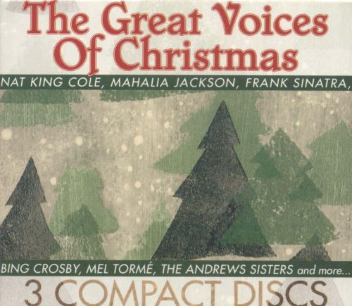 The Great Voices of Christmas [Direct Source]