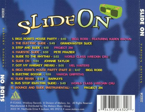 Slide on: Let the Party Begin