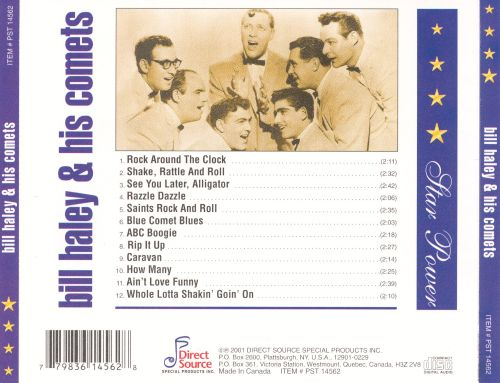 Star Power: Bill Haley and the Comets