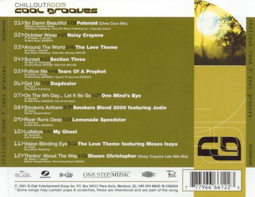 Chillout Room: Cool Grooves