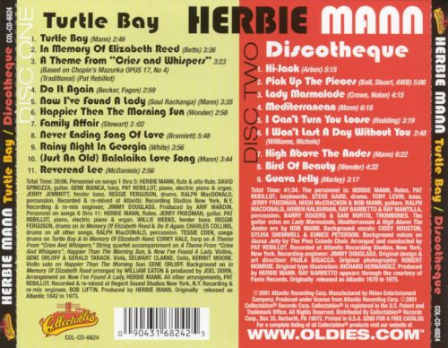 Turtle Bay/Discotheque