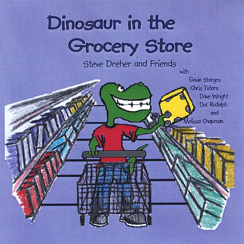 Dinosaur in the Grocery Store