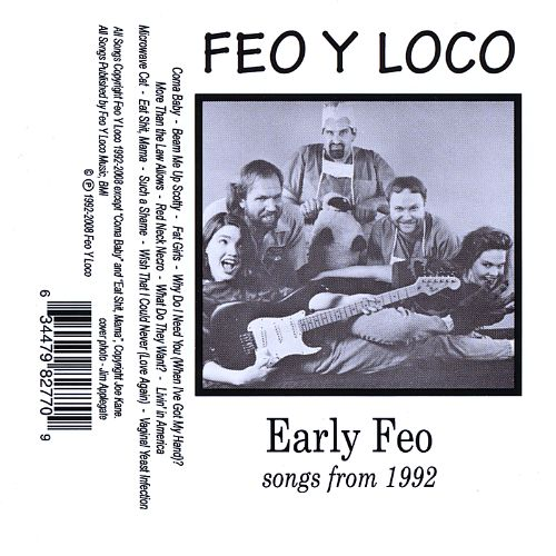 Early Feo: Songs from 1992