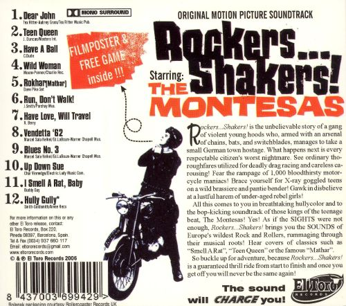 Rockers Shakers - Original Soundtrack
