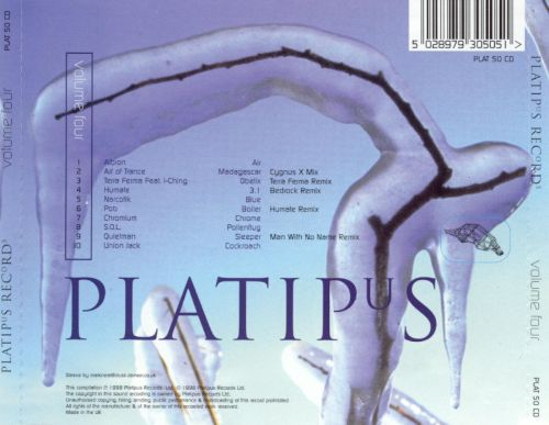 Platipus Records, Vol. 4