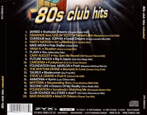80s Club Hits Reloaded
