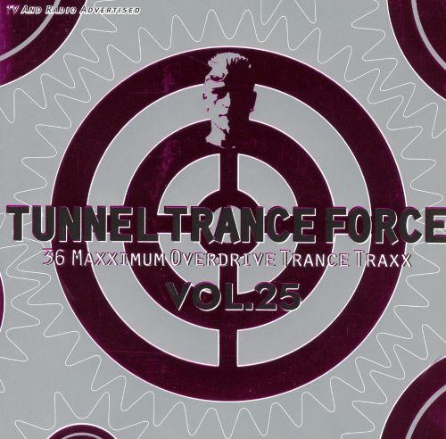 Tunnel Trance Force, Vol. 25