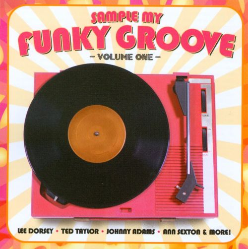 Sample My Funky Groove, Vol. 1