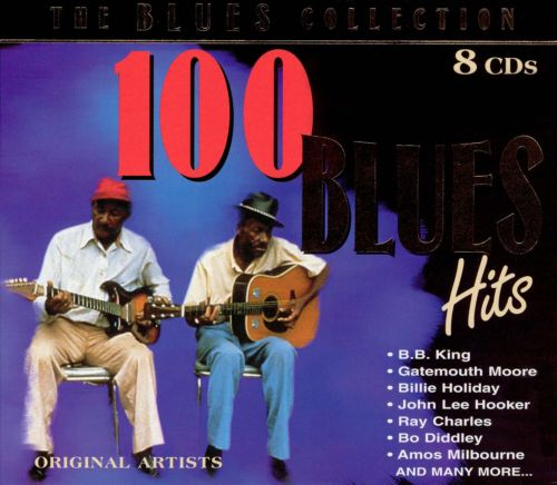 Blues Collection: 100 Blues Hits