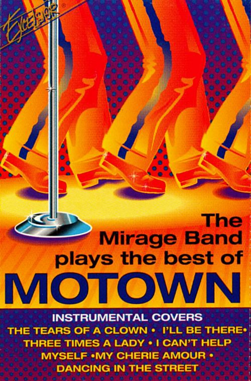 Mirage Band Plays the Best of Motown