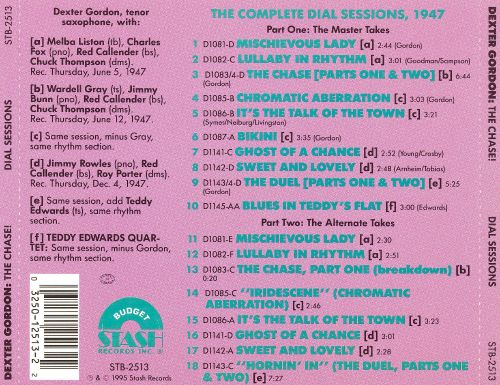 The Complete Dial Sessions