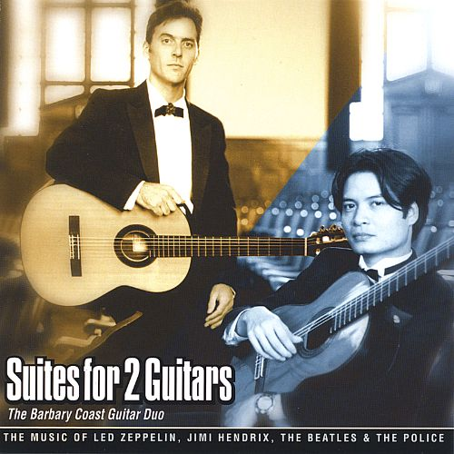 Suites for 2 Guitars