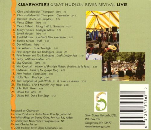 Clearwater Live!