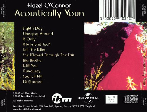 Acoustically Yours