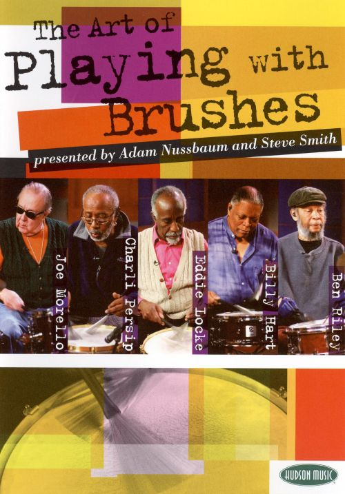 The Art Of Playing With Brushes [DVD/CD]