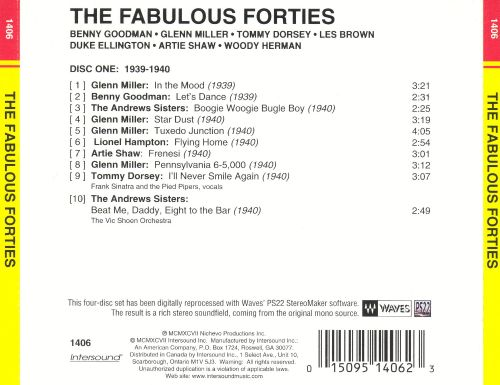 The Fabulous 40's [Disc 1]