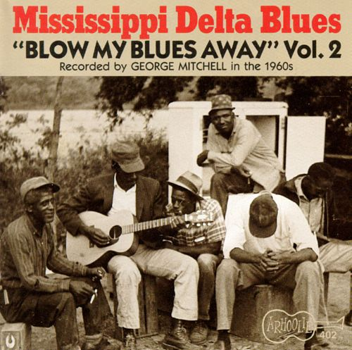 Mississippi Delta Blues Vol