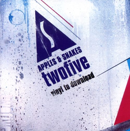 Apples and Snakes Twofive: Vinyl to Download