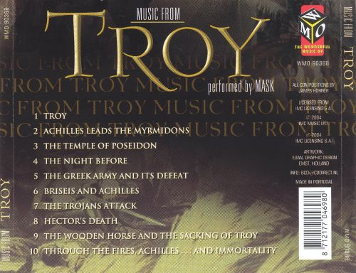 Music from Troy