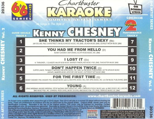 Kenny Chesney, Vol. 2 [2004]