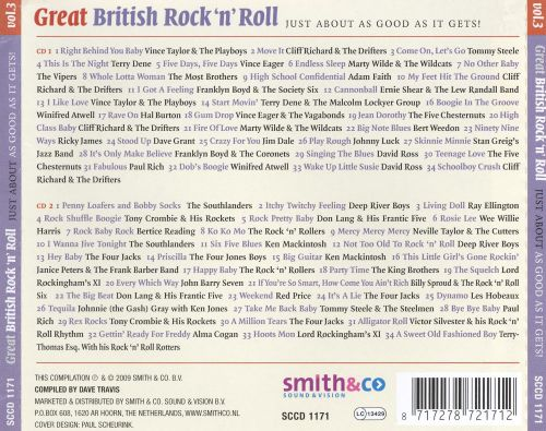 Great British Rock 'N' Roll: Just About as Good as It Gets!