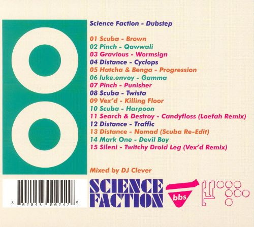 Science Faction: Dubstep