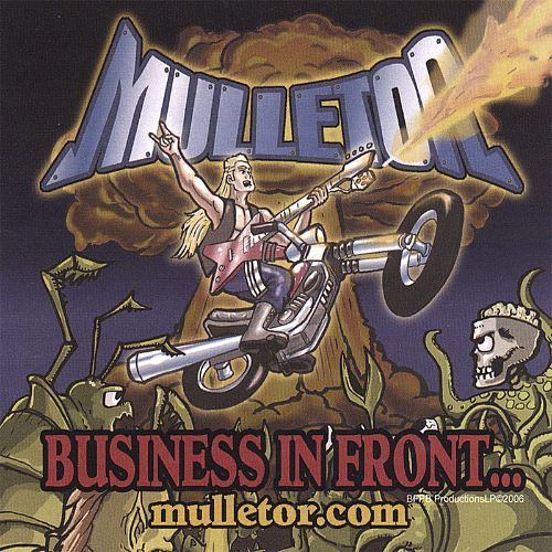 Mulletor: Business in Front, Party in Back