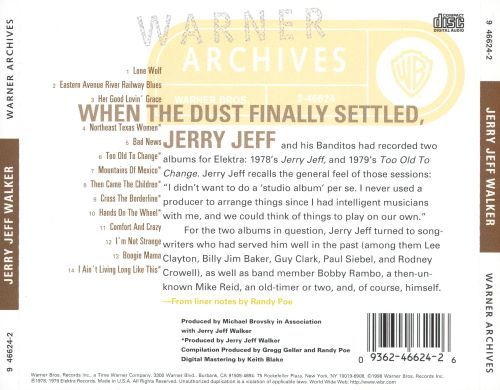 Lone Wolf: The Best of Jerry Jeff Walker