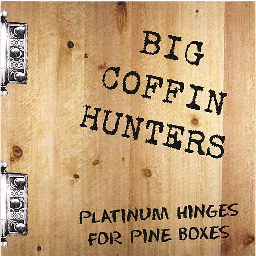 Platinum Hinges for Pine Boxes