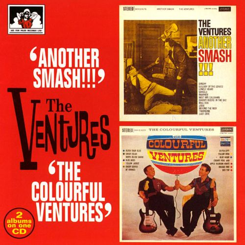 Another Smash!!!/The Colourful Ventures