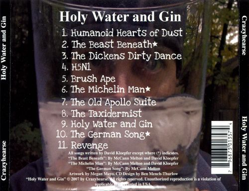 Holy Water and Gin