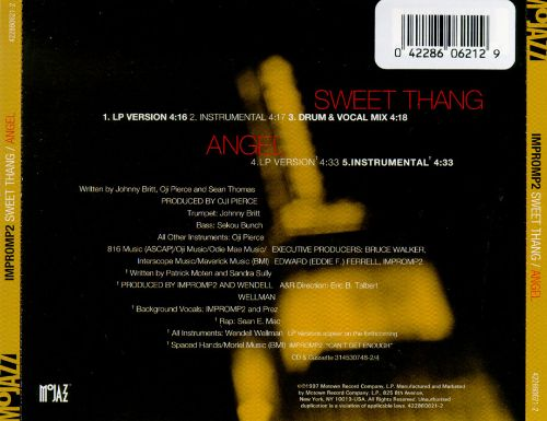 Sweet Thang/Angel