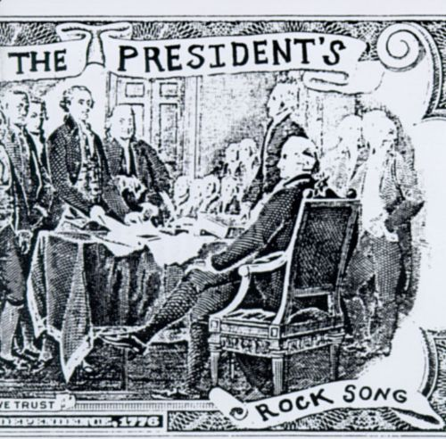 The President's Rock Song