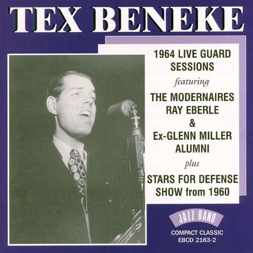 1964 Live Guard Sessions/Stars for Defense Shows from 1960