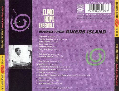 Sounds from Rikers Island