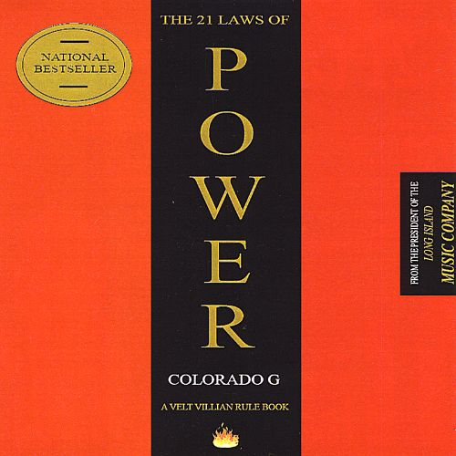 21 Laws of Power