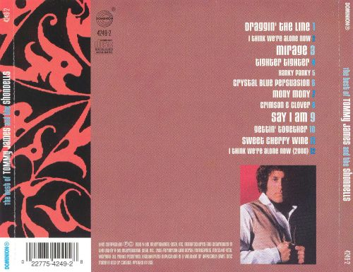 The Best of Tommy James & the Shondells [K-Tel]