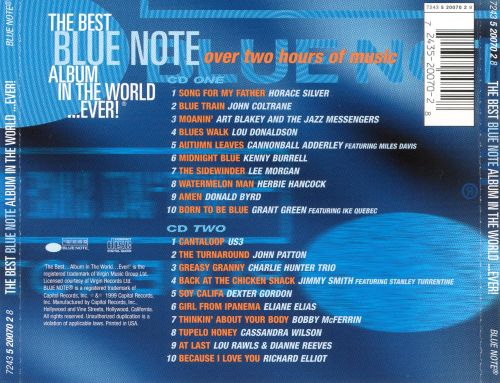 The Best Blue Note Album in the World Ever